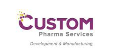 Custom Pharma Services logo